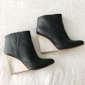 Maison Martin margiela for H&M wedge bootie